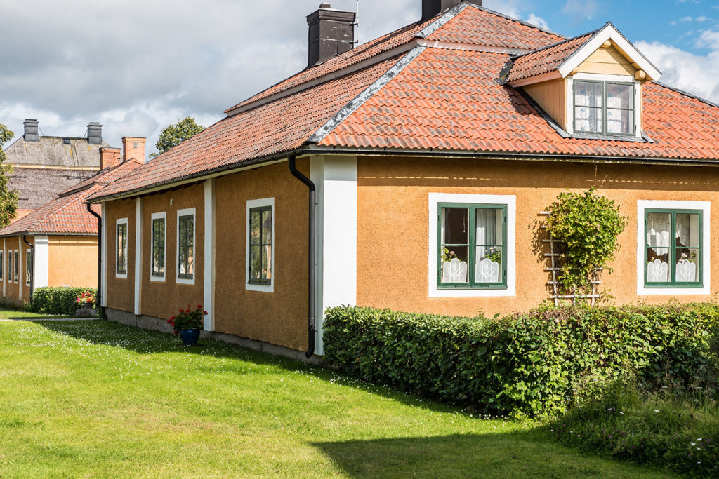 Uppsala norr med omnjed