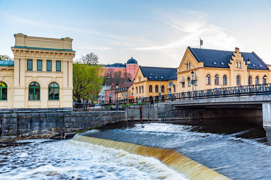 Uppsala syd med omnejd