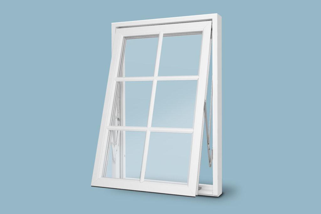 Fönster ultimat öppen helhet