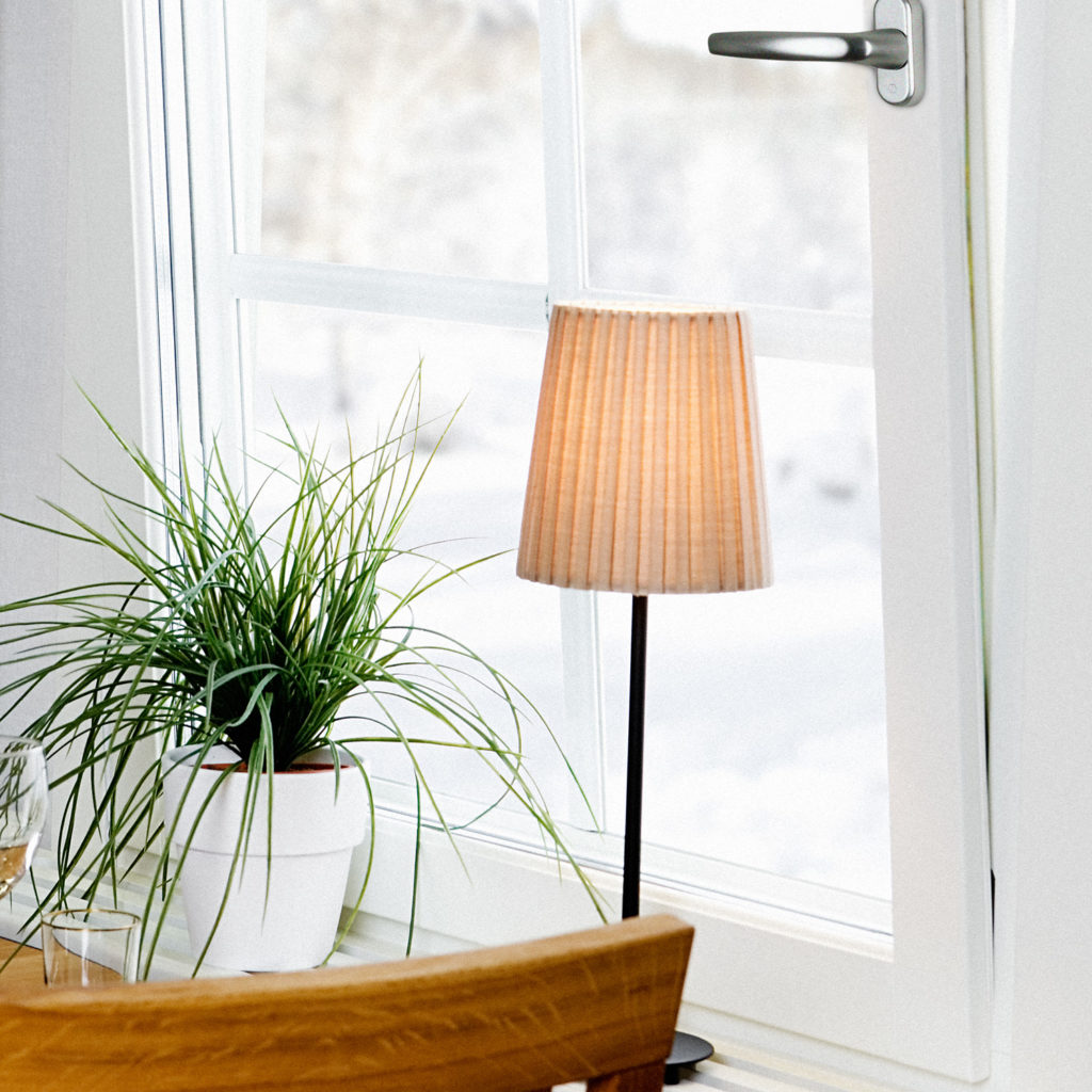 Mockfjärds fönster continental inspiration miljö