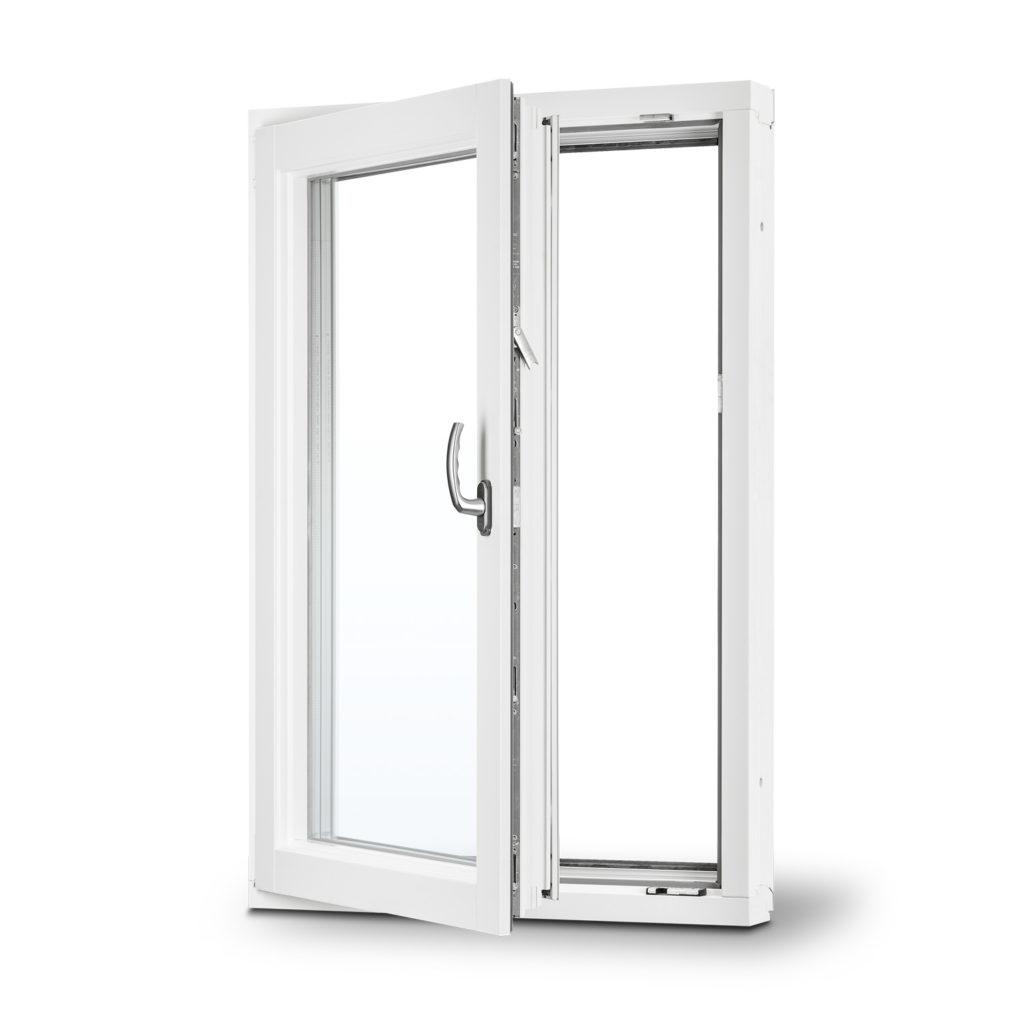 Mockfjärds fönster continental standard