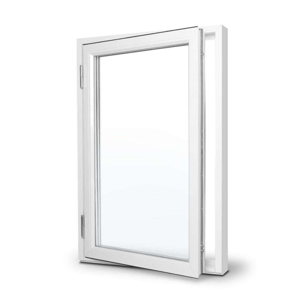 Ultimat sidohängt fönster