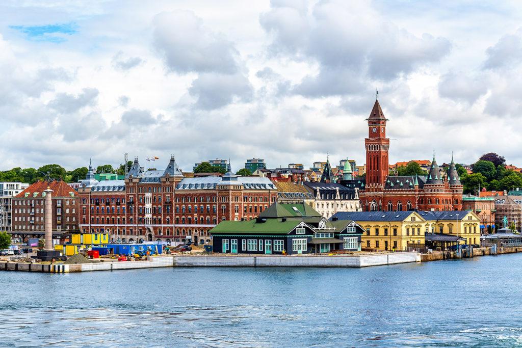 Helsingborg med omnejd
