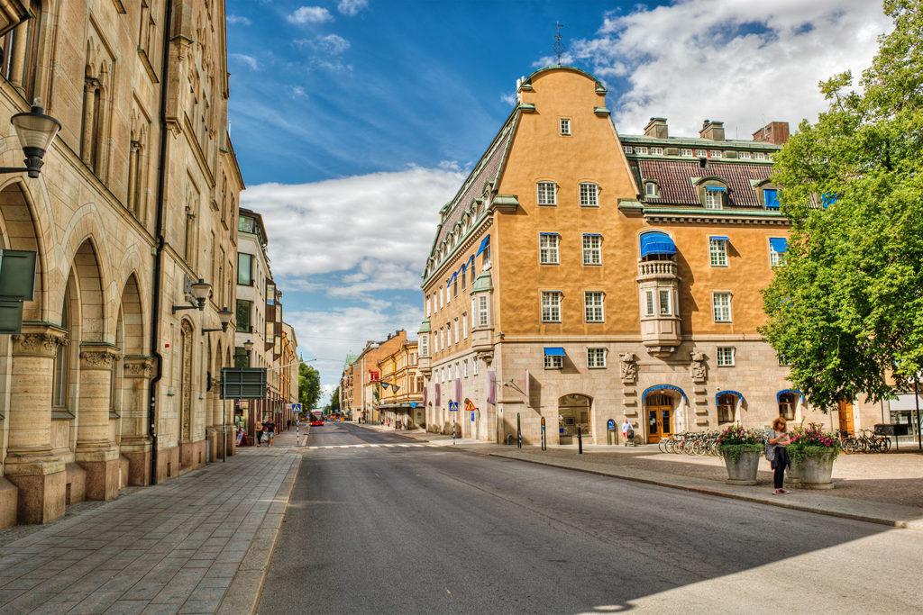 Linköping med omnejd