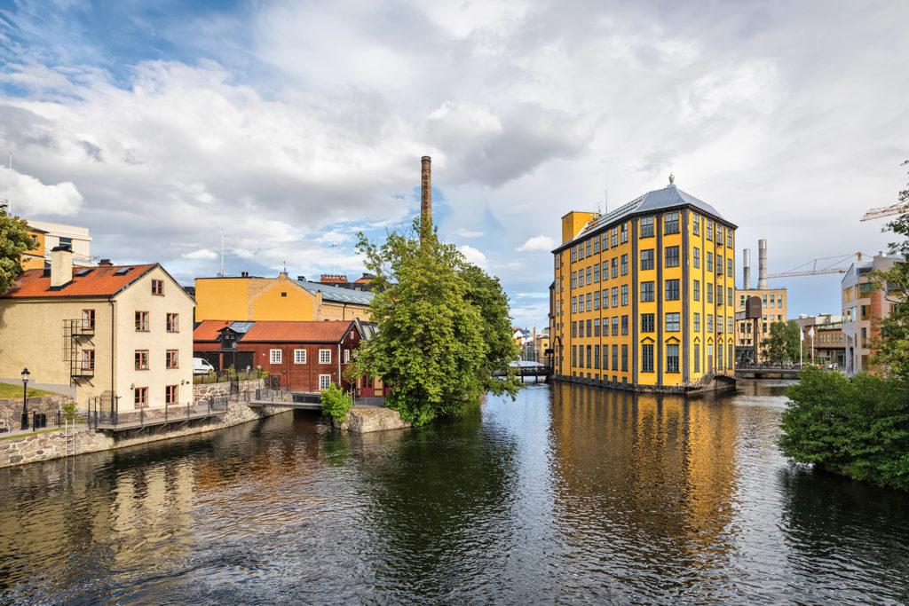 Norrköping med omnejd