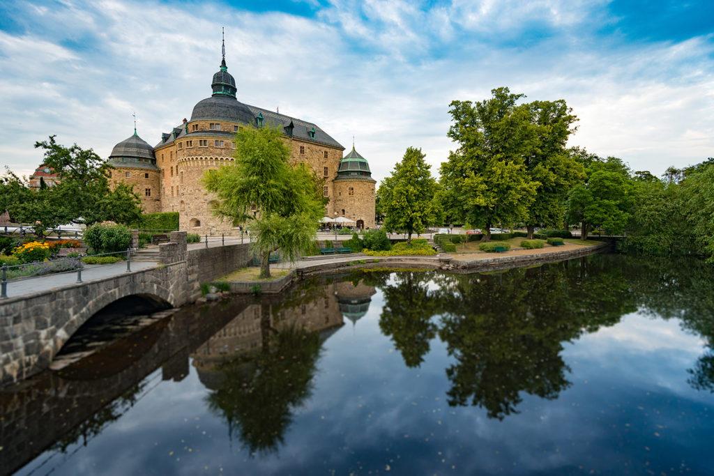 Örebro med omnejd