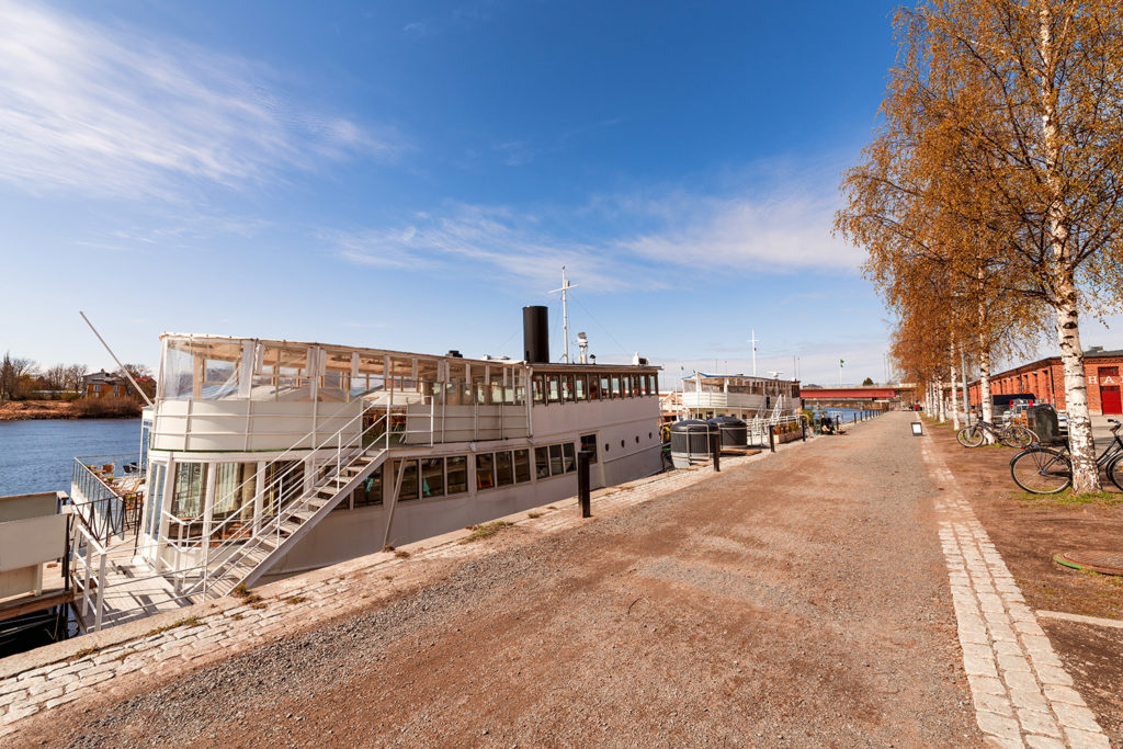 Umeå med omnejd