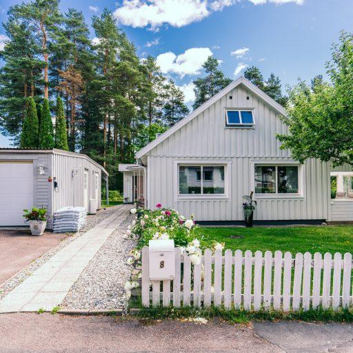 60-talsvilla i Falun