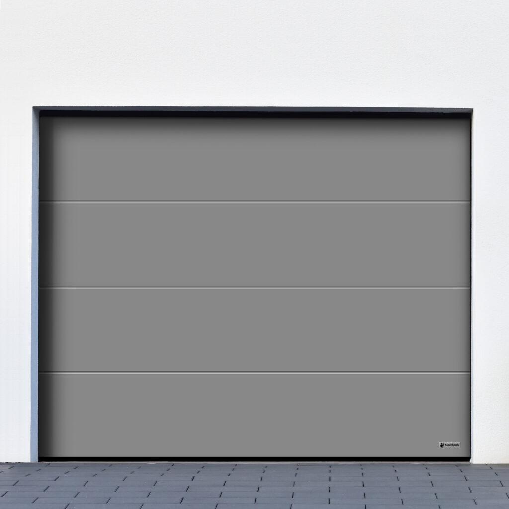 Garageport_Mockfjärds_L-profil_planar_CH9007